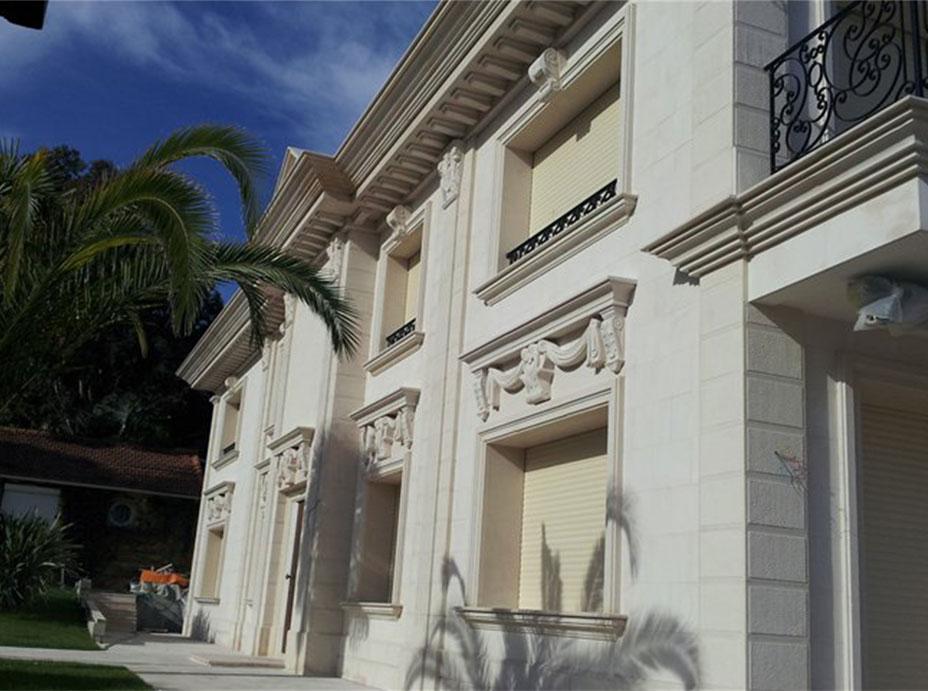 Лестница из натурального камня Cardoso