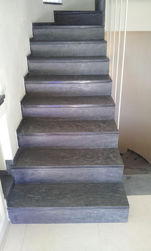 Лестница из натурального камня Cardoso1