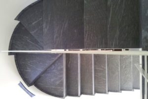 Stair in Cardoso Natural Stone7