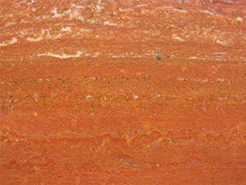 Travertino-Rosso