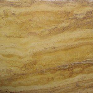 Желтый Травертин