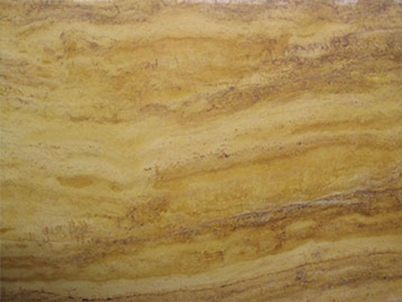 Yellow-Travertine