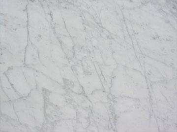 Белый каррарский мрамор