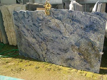 Granit Bleu